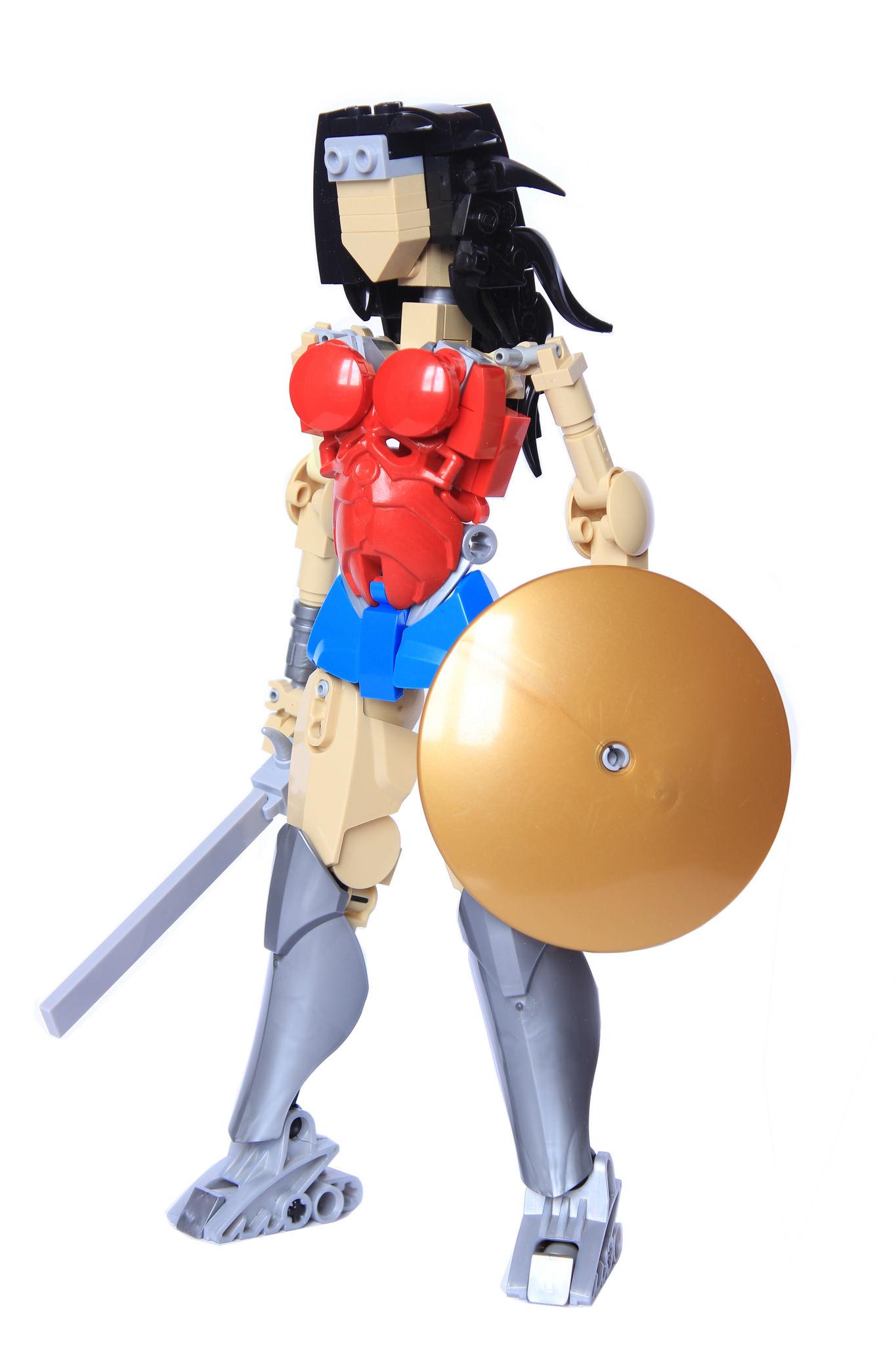 MOC - Wonder Woman