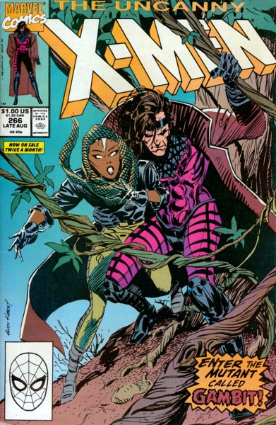 Marvel Uncanny X-Men 266